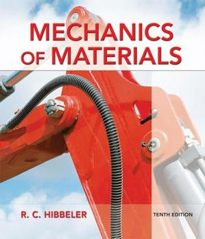 Portada del libro Mechanics of Materials 10th Edition