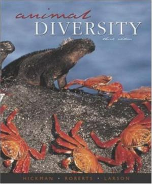 Book cover Animal Diversity