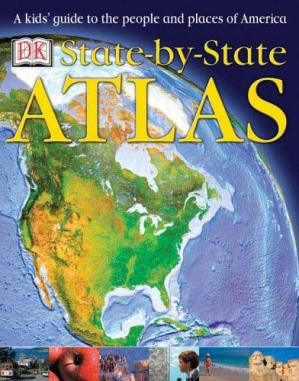 Book cover State-by-State Atlas