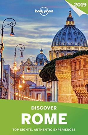 Book cover Discover Rome 2019