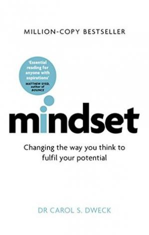 Обкладинка книги Mindset - Updated Edition: Changing The Way You think To Fulfill Your Potential