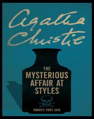 Book cover The Mysterious Affair at Styles