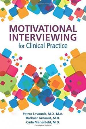 Copertina Motivational Interviewing for Clinical Practice
