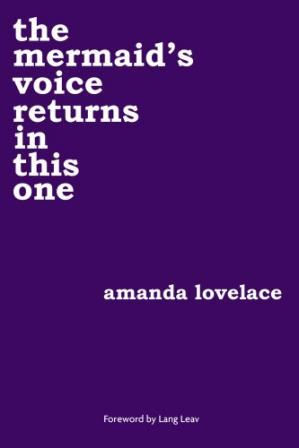 Book cover the mermaid's voice returns in this one
