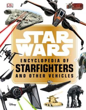 Book cover Star Wars Encyclopedia of Starfighters and Other Vehicles