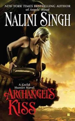 Book cover Archangel's Kiss