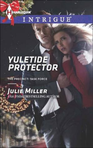 Book cover YULETIDE PROTECTOR