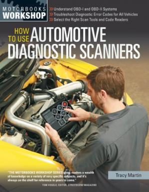 Book cover How To Use Automotive Diagnostic Scanners (Motorbooks Workshop)
