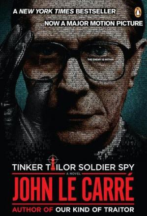 Book cover Tinker Tailor Soldier Spy