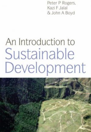 Book cover An introduction to sustainable development