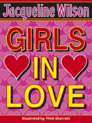 Couverture du livre Girls in Love