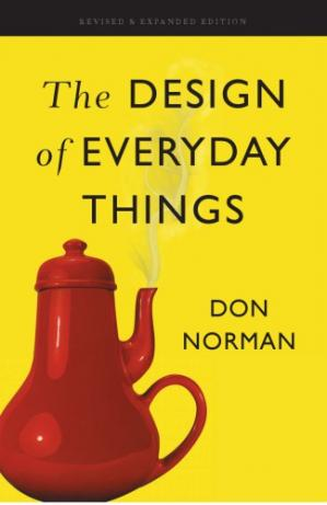 Book cover The Design of Everyday Things