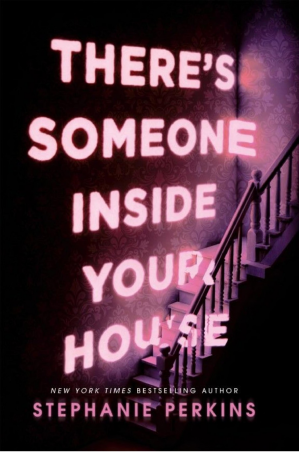 Book cover There's Someone Inside Your House