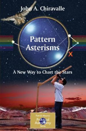 Okładka książki Pattern Asterisms: A New Way to Chart the Stars