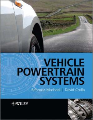 Book cover Vehicle Powertrain Systems: Integration and Optimization