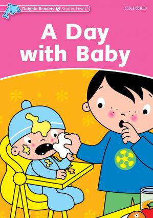 Book cover Dolphin Readers - Starter Level - A Day With Baby