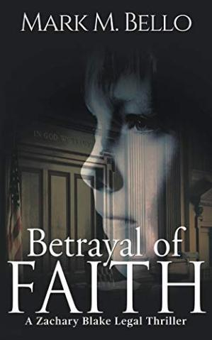 Book cover Betrayal of Faith