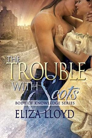 Book cover The Trouble with Scots