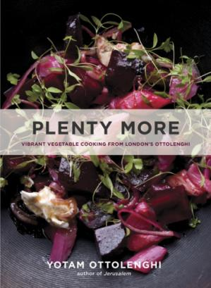 Sampul buku Plenty More  Vibrant Vegetable Cooking from London's Ottolenghi