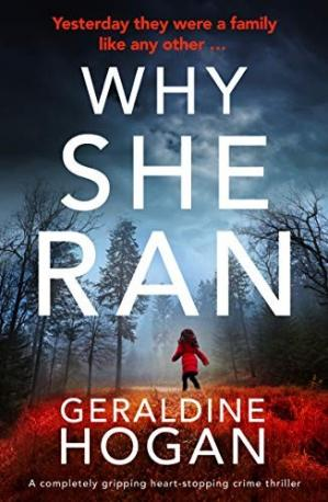 Book cover Why She Ran