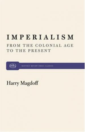 A capa do livro Imperialism: From the Colonial Age to the Present