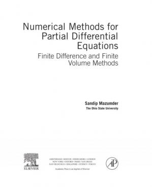 Обложка книги Numerical Methods for Partial Differential Equations. Finite Difference and Finite Volume Methods