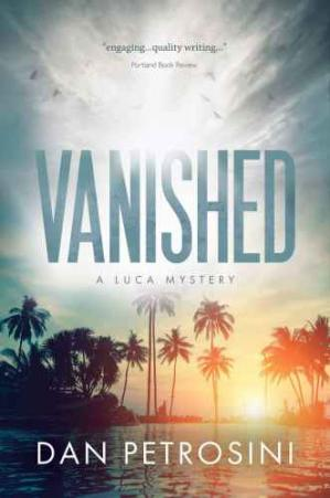 Book cover Vanished A Luca Mystery: Book 2