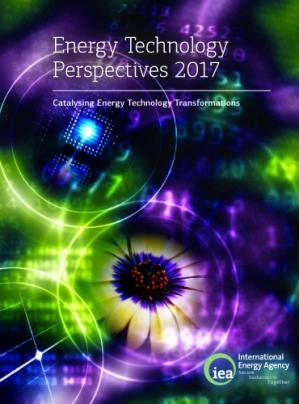 Copertina Energy Technology Perspectives 2017