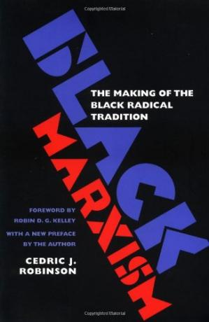 Book cover Black Marxism: The Making of the Black Radical Tradition