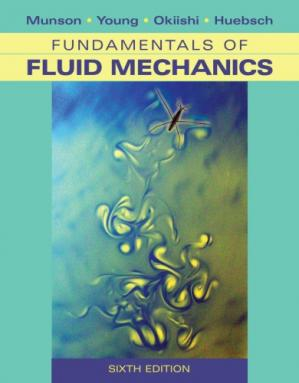 Book cover Fundamentals of Fluid Mechanics, 6th Edition