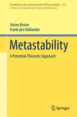 Sampul buku Metastability: A Potential-Theoretic Approach