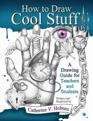 د کتاب پوښ How to Draw Cool Stuff  A Drawing Guide for Teachers and Students