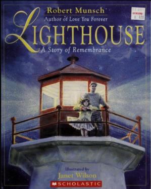 Book cover Lighthouse