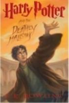 书籍封面 Harry Potter and the Deathly Hallows