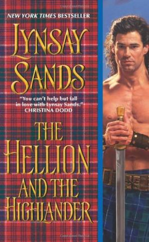 ปกหนังสือ The Hellion and the Highlander