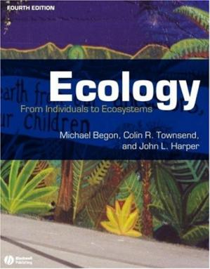 Обкладинка книги Ecology: From Individuals to Ecosystems