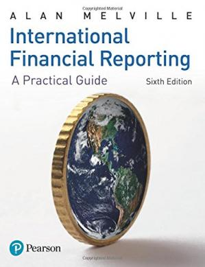 Book cover International Financial Reporting: A Practical Guide