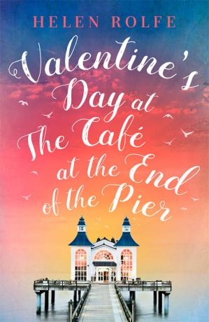 Couverture du livre Valentine's Day at the Café at the End of the Pier