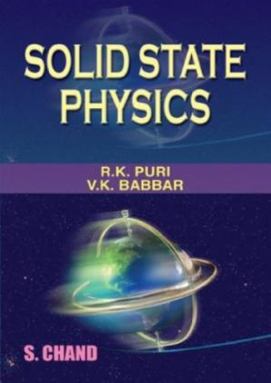 Book cover Solid State Physics