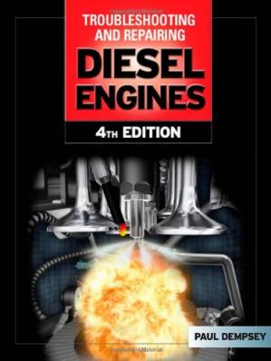 Book cover Troubleshooting and Repair of Diesel Engines, Fourth Edition
