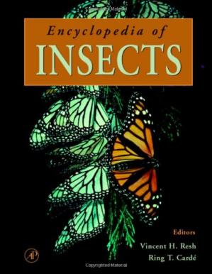 Sampul buku Encyclopedia of insects