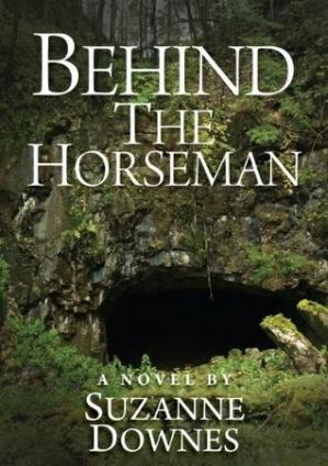 Book cover Behind The Horseman