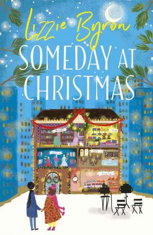 Book cover Someday At Christmas