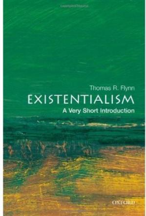 Book cover Existentialism: A Very Short Introduction