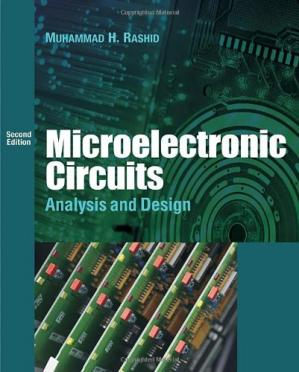 Couverture du livre Microelectronic Circuits: Analysis & Design