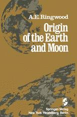 Copertina Origin of the Earth and Moon
