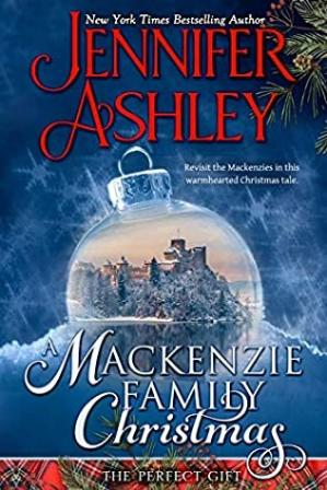 Book cover A Mackenzie Family Christmas: The Perfect Gift