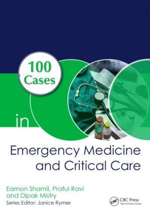 Book cover 100 Cases in Emergency Medicine and Critical Care, First Edition