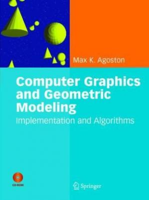 Book cover Computer graphics and geometric modeling: implementation and algorithms