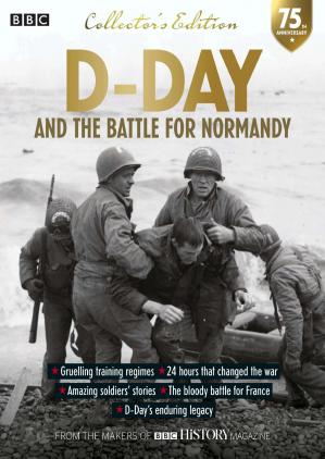 Book cover D-Day And The Battle For Normandy 2020